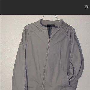 Banana Republic Men's Grey Jacket Large